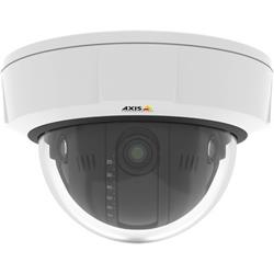 Axis 0801-001 Q3708-PVE 15 Megapixel Network Camera - Color