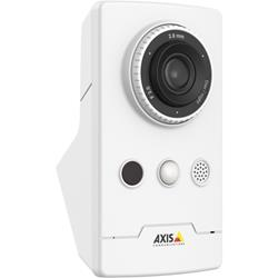 Axis 0810-004 M1065-LW Network Camera - Monochrome, Color