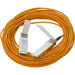 HP Compaq 720208-B21 BladeSystem c-Class 40G QSFP+ to QSFP+ 10m Active Optical Cable