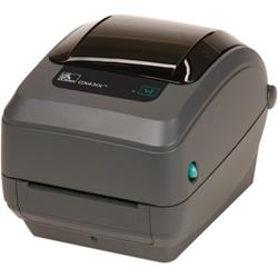 Zebra GX43-102812-000 GX430t Thermal Transfer Printer - Monochrome - Desktop - Label Print