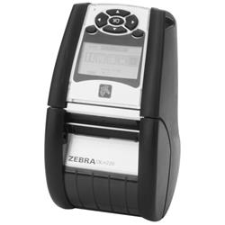 Zebra QH2-AUNA0M00-00 QLn220 Direct Thermal Printer - Monochrome - Portable - Label Print