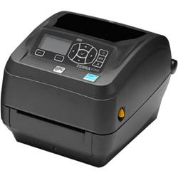 Zebra ZD50043-T01200FZ ZD500 Direct Thermal/Thermal Transfer Printer - Monochrome - Desktop - Label Print